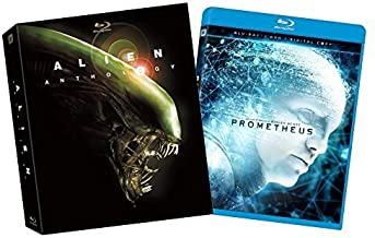 Alien Anthology and Prometheus Bundle [Blu-ray] by N/A
