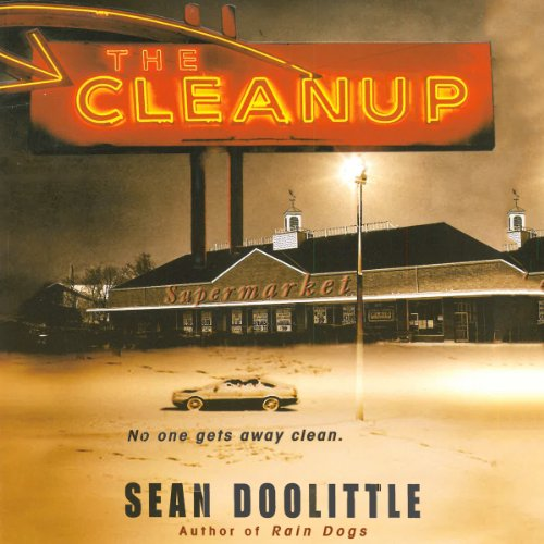 The Cleanup audiobook cover art