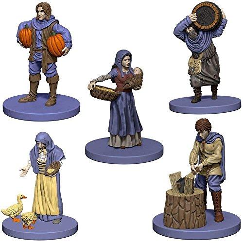 Mayfair Games Europe MFG72869 Agricola Game Expansie: Purple (5 figuren), meerkleurig