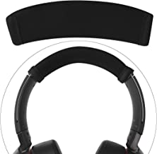 Linkidea Headphone Headband Protector, Compatible with Sony WH1000XM3, WH1000XM2, XB950B1, XB950N1, XB950BT Headphones Replacement Headband Protector/Replacement Cushion Pad Repair Parts (Black)