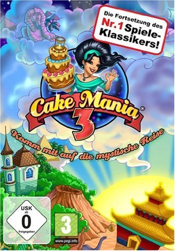 Cake Mania 3 [Edizione : Germania]