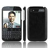 Oujiet-eu HD Funda para Blackberry Classic Q20 Funda PC Plástico Duro Carcasa Case Cover 2