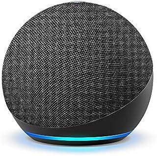 All-new Echo Dot (4th generation) International Version | Smart speaker with Alexa | Charcoal