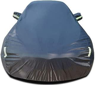Qiilu Auto Finestrini laterali 1 paio di coperchio dello sfiato della feritoia del finestrino laterale per 86 Scion FR-S BRZ 13-18 Fibra di carbonio