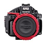 OM Digital Solutions UW Housing Underwater Case PT-EP14 for E-M1 Mark II, Black (PT-EP14)