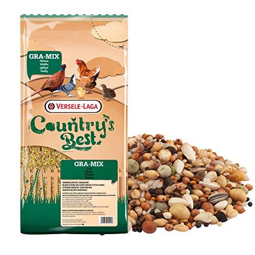 FINCA CASAREJO Comida Palomas. Mixtura y Cereales para Palomas. Gra-Mix Pigeon de Versele laga (4...
