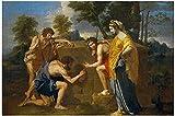 Nicolas Poussin Et in Arcadia Ego Puzzles for...