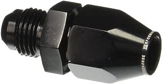 Fragola 498306-BL #12 On The Run T-Fittingw//Female Swivel Black