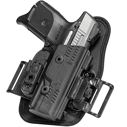 Alien Gear holsters ShapeShift OWB Slide Holster Walther PPS M2 (Right Handed)