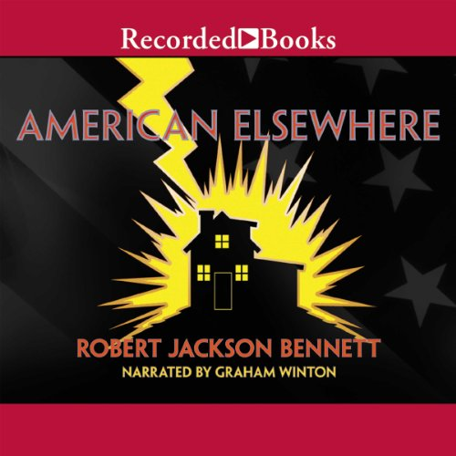 American Elsewhere audiobook cover art