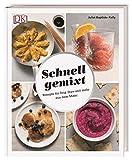 Schnell gemixt: Rezepte für Teig, Dips und mehr aus dem Mixer