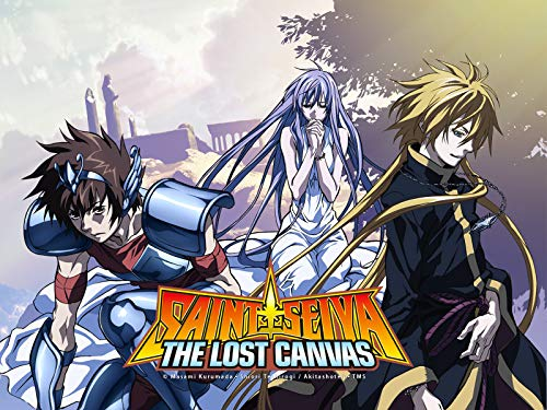 Saint Seiya The Lost Canvas (Español Dub)