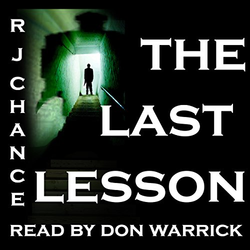 The Last Lesson audiobook cover art