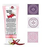 Hot Chili Red Pepper Gel Anti Cellulite Slim Sport 227 ml