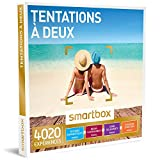 SMARTBOX - Coffret Cadeau - TENTATIONS À DEUX - 2915 Expériences : Séjour, Séance Bien-être,...