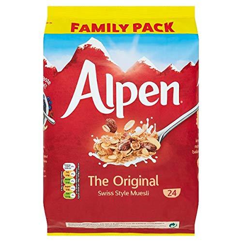 Alpen The Original Swiss Style Muesli – 1.1kg