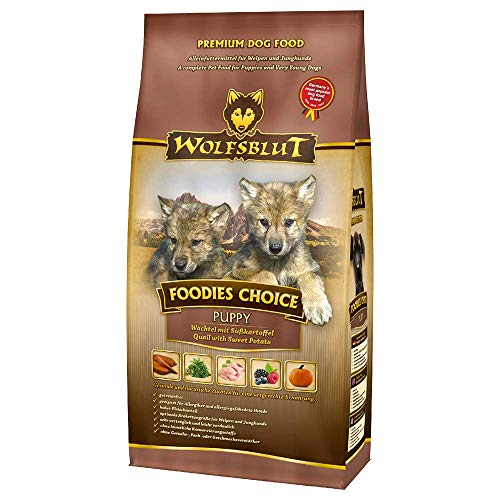 Wolfsblut Foodies Choice Puppy, 1er Pack (1 x 2 kilograms)