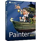 Corel Painter 2022   Professional Digital Painting Software   Illustration, Concept, Photo & Fine Art [PC/Mac Key Card]