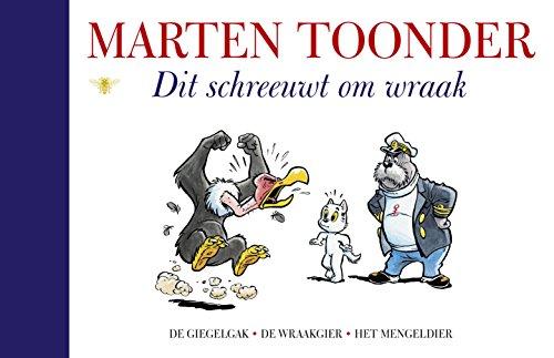 Dit schreeuwt om wraak (Alle verhalen van Olivier B. Bommel en Tom Poes Book 21) (Dutch Edition)