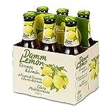 Damm Cerveza Clara Mediterránea Lemon, 6 uds