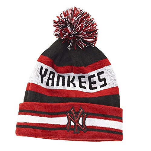 New Era - Bonnet Homme New York Yankees Fash Jake - Scarlet / Black / White