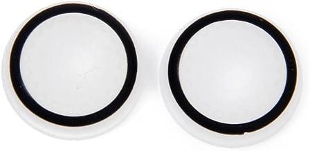 gazechimp 2X bonés de palito de joystick que brilham no escuro para Sony PS2 3 4 Xbox One/360
