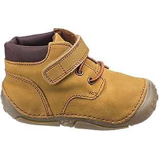 Hush Puppies Boys Noah Toddler Adjustable Pre-Walkers Bootsie Shoes