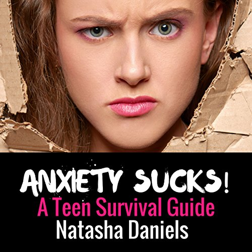 Anxiety Sucks! audiobook cover art