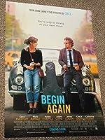 Begin Again 27x39 片面映画ポスター