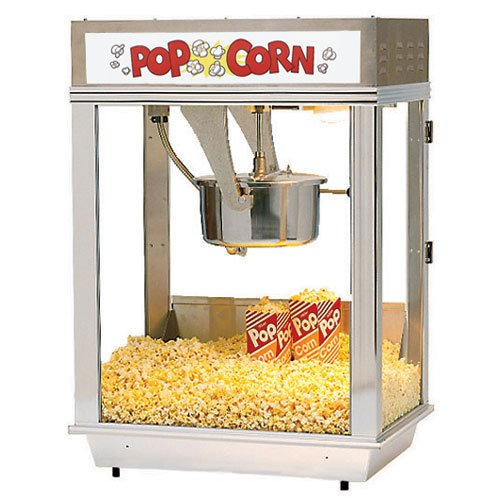 Best Buy! Gold Medal Whiz Bang 2003 12 oz. Popcorn Machine