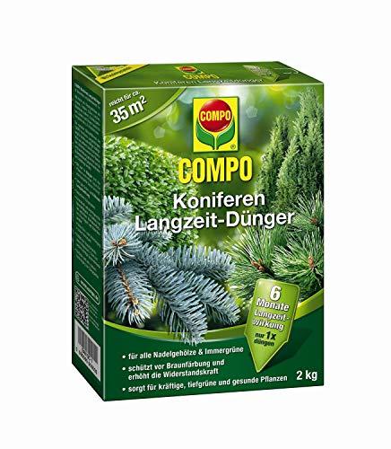 COMPO Koniferen Langzeit-Dünger 2kg