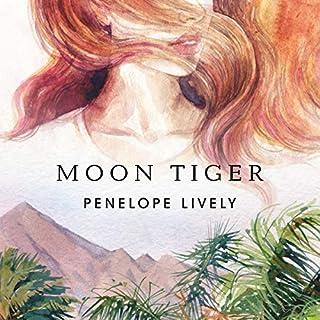 Moon Tiger audiobook cover art
