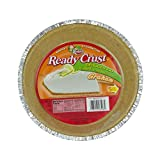 Ready Crust Reduced Fat Graham (9-Inch) Pie Crust, 6-Ounce Packages (Pack of 12)