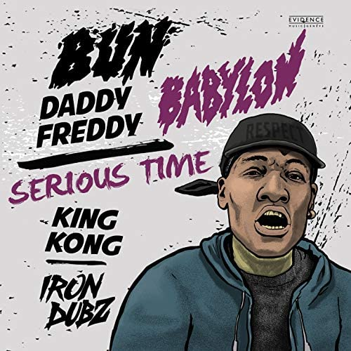Iron Dubz, King Kong, Daddy Freddy