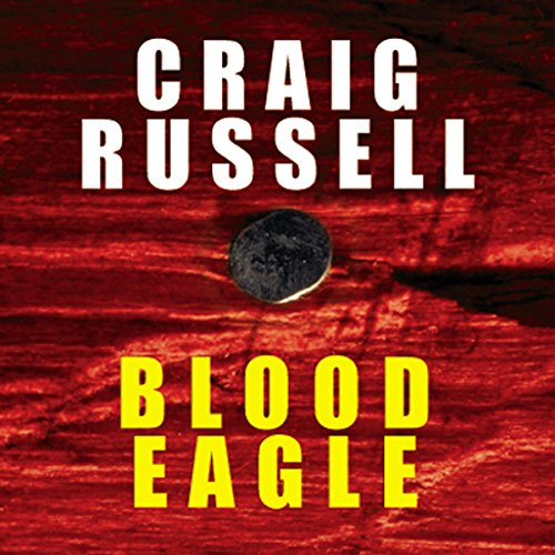 Blood Eagle audiobook cover art