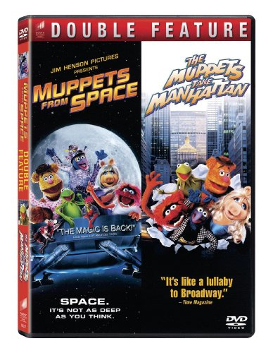 Muppets From Space & Muppets Take Manhattan [Importado]