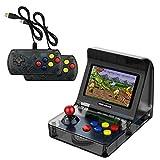 Teepao Arcade-Konsole, Mini Srcade Game 4,3-Zoll-Retro-Arcade-Konsole Klassische...