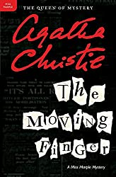 Cover of The Moving Finger