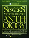 The Singer's Musical Theatre Anthology - Volume 7: Tenor Book/Online Audio