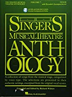 The Singer's Musical Theatre Anthology: Tenor Book/Online Audio