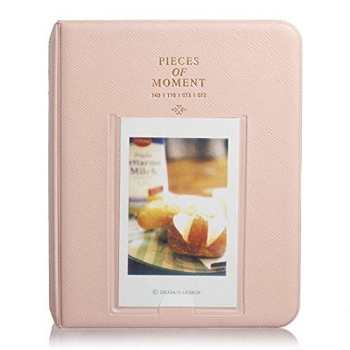 biggroup 64 mini-fotoalbum voor Fujifilm Mini Instax Polaroid