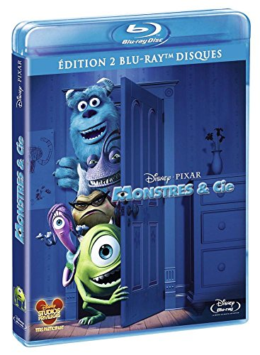 Monstres & CIE [Blu-Ray]