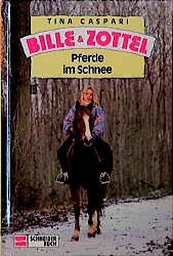 Bille und Zottel, Bd.15, Pferde im Schnee