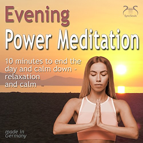 Evening Power Meditation cover art
