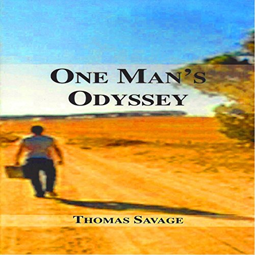 One Man's Odyssey audiobook cover art