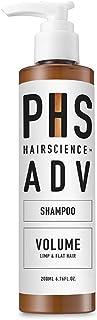 PHS HAIRSCIENCE ADV Volume Shampoo, 200 milliliters