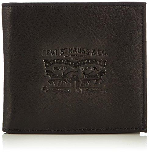 Levi's 222539 4, Porte-cartes d'identité - Noir (59), Taille Unique