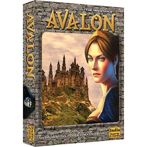 CRTO Brettspiele, Karten Widerstand Avalon, eine Art Freizeitbeschäftigung für das Sammeln von Familienfreunden