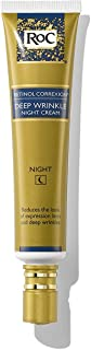 RoC Retinol Correxion Deep Wrinkle Anti-Aging Retinol Night Cream, 1 Fl Oz