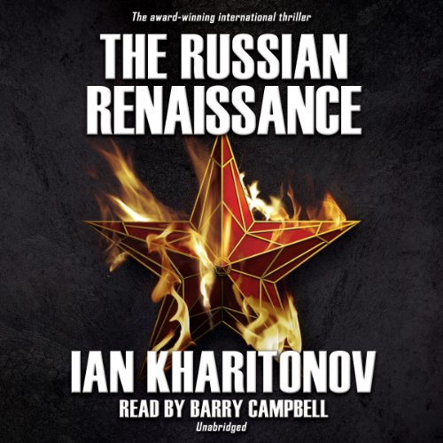 The Russian Renaissance audiobook cover art